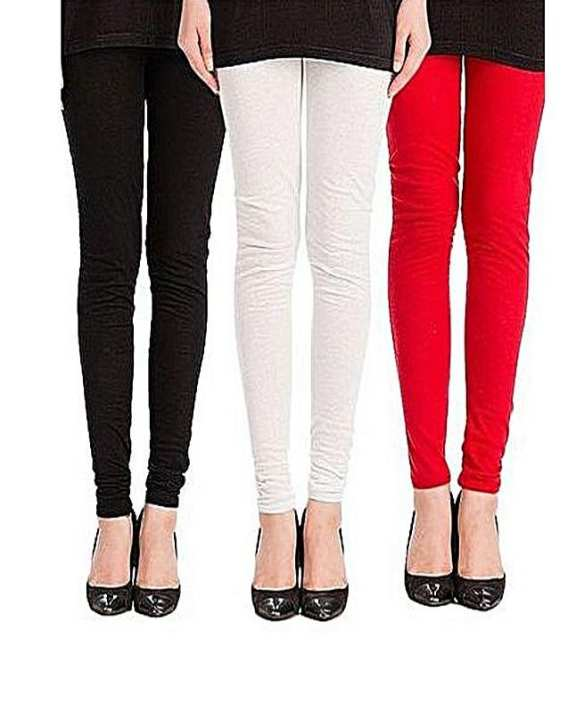Pack Of 3 - Multicolour Tights For Women