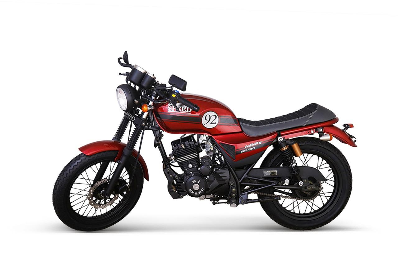 Hi Speed Infinity 150cc - Red (Karachi Only)