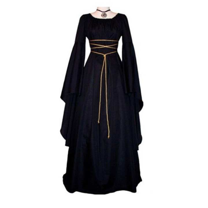 Stylish Long Dress Europe & America Style Sexy Dress Long Sleeve Slim Dress