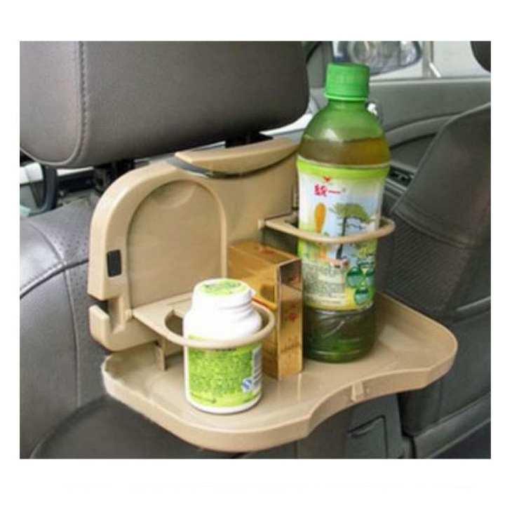 Car back seat folding dining Tray