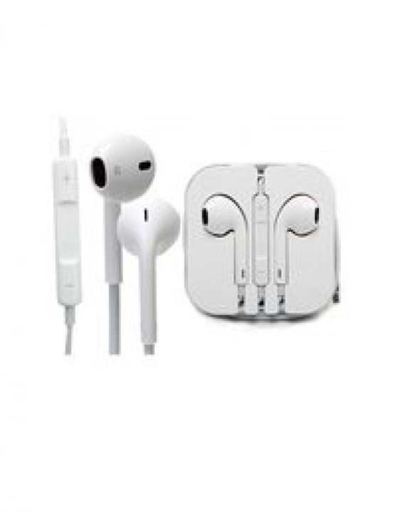 EarPods With Remote and Mic - White