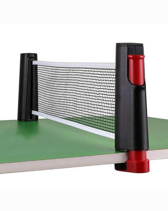Table Tennis Portable Clamp & Net
