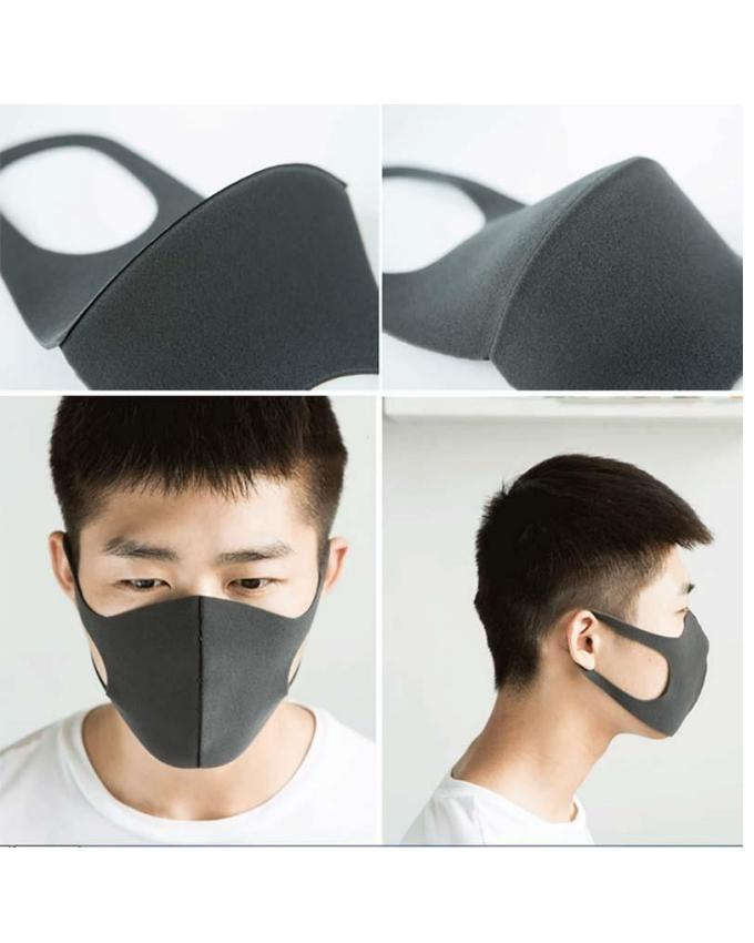 Pack of 3 - Mouth Mask