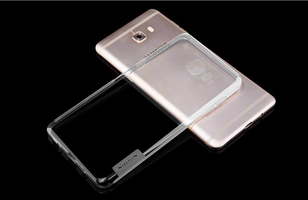 Samsung Galaxy C9 Pro Soft Silicon TPU Nillkin