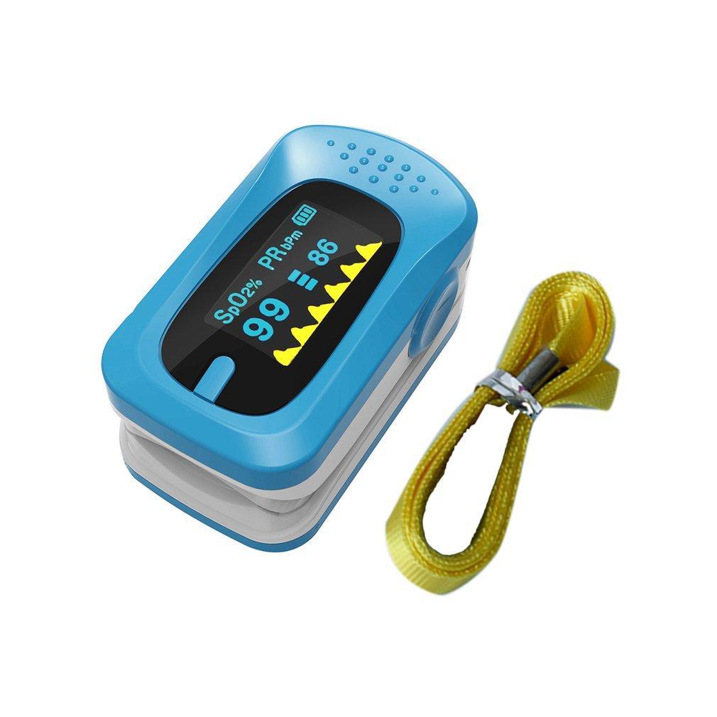 Pulse Oximeters Buy At Best Price In Pakistan Oximeter Spo2 Heart Rate Digital Finger Blood Pressure Monitor Blue