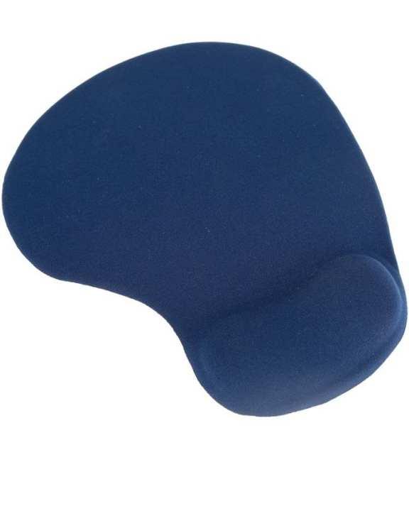 Palm Resting Mouse Pad - Blue