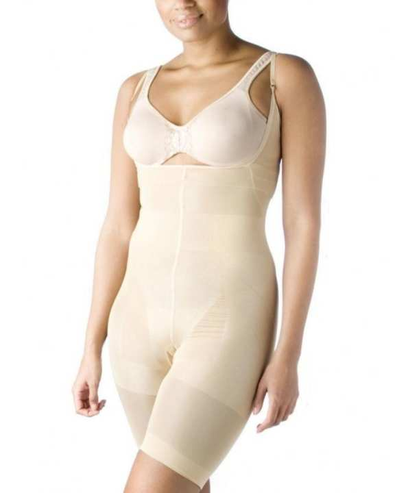 Skin Poly Cotton Silhouette Slimmer