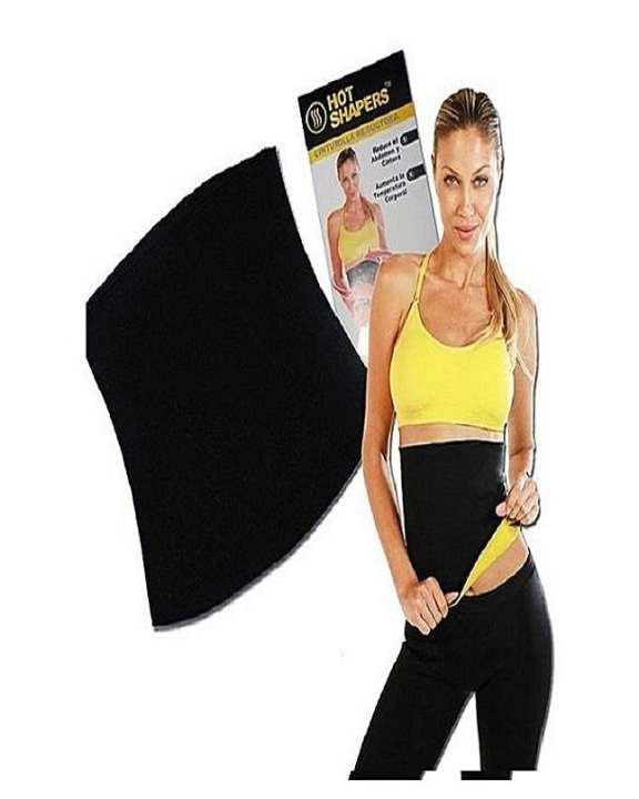 Bachat ki Dunya Sweat Vest Neoprene Sauna Vest For Weight Loss Tummy Fat Burner Slimming Shapewear Hot Thermo Body Shaper Sweat Tank Top Black No Zip