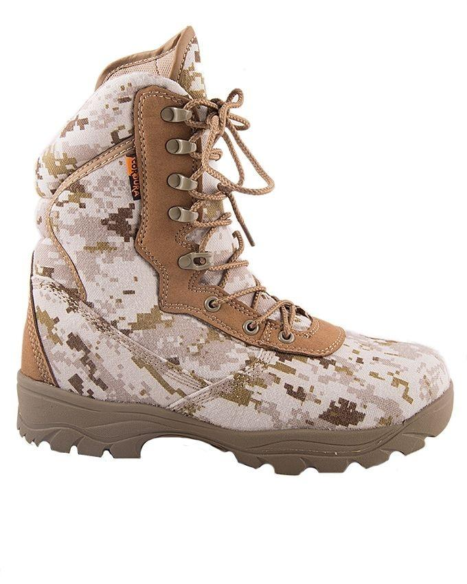 Magnum Digital camouflage jungle boots desert boots outdoor mountaineering boots -desert camo