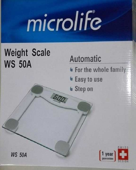 Weight Scale WS-50 A