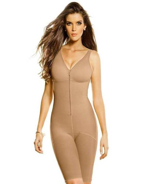 Skin Cotton Full Body Shaper for Women