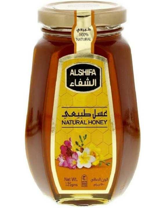 Al Shifa Natural Honey - 125 gm