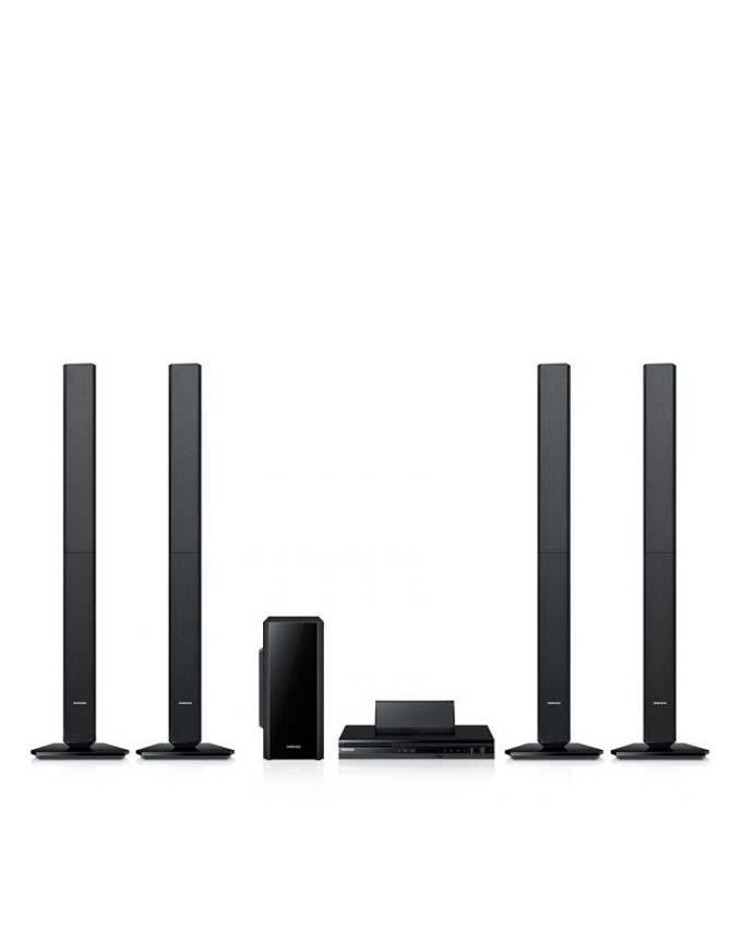 5 1 Channel Dvd Home Theatre System Ht F455