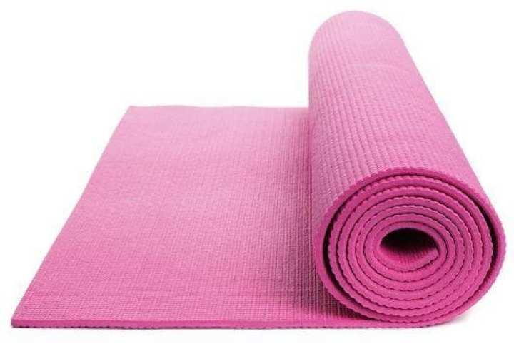 Original Yoga and Fitness Mat - 7mm - Multicolor