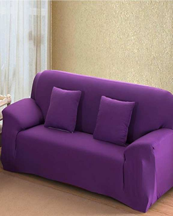 5 Seater Sofa Covers Purple Buy Online At Best Prices In Pakistan Daraz Pk