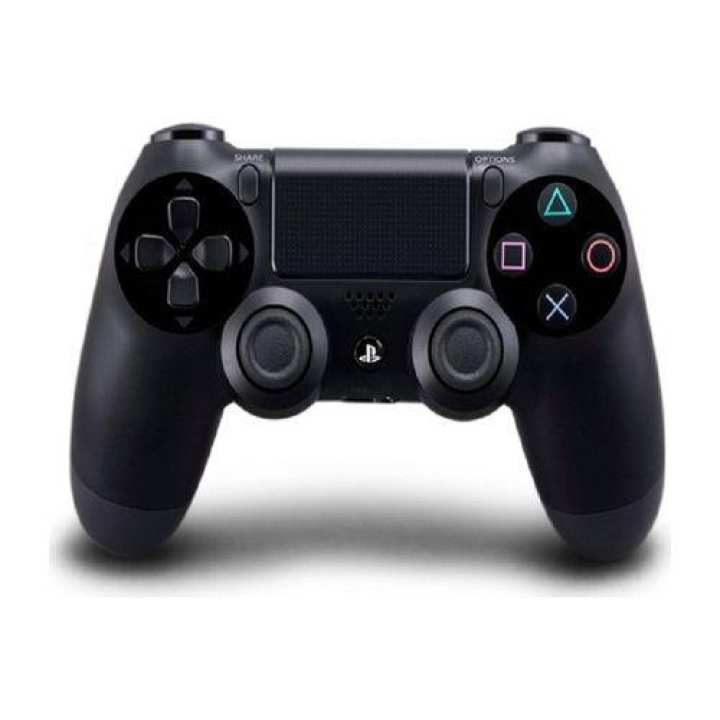 PS4 Dual Shock 4 Wireless Controller Jet Black R/F