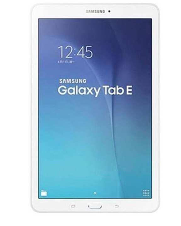 Galaxy Tab E - T560 - 9.6 Inch - 1.5GB RAM - 8GB ROM - Wifi - White