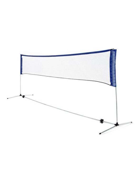 Badminton Net - White