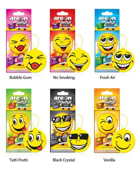 Dry Smile Air-Fresheners
