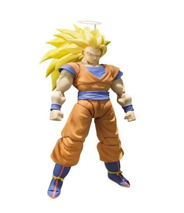 Dragon Ball Z Action Figure (The Son Goku)