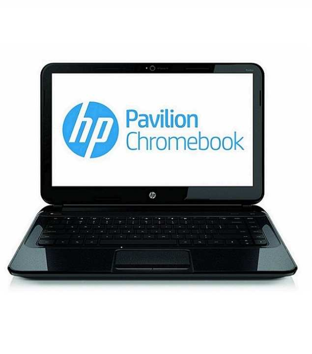 "Pavilion Chromebook 14-c010us - Intel® Celeron® processor - 2 GB DDR3 RAM - 32 GB eMMC storage - 14"" Display - Refurbished"