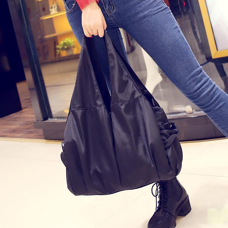 New Chi Bao nylon female bag Korean canvas bag multi-function shoulder bag  Buy  Online at Best Prices in Pakistan  d311d302685c7