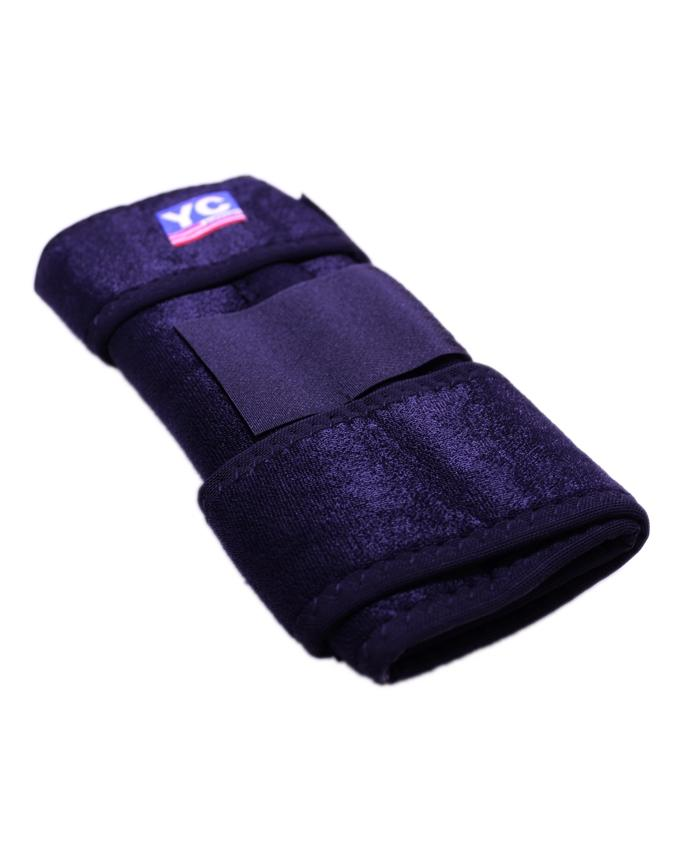 Knee Support Single - YC-Black - 733
