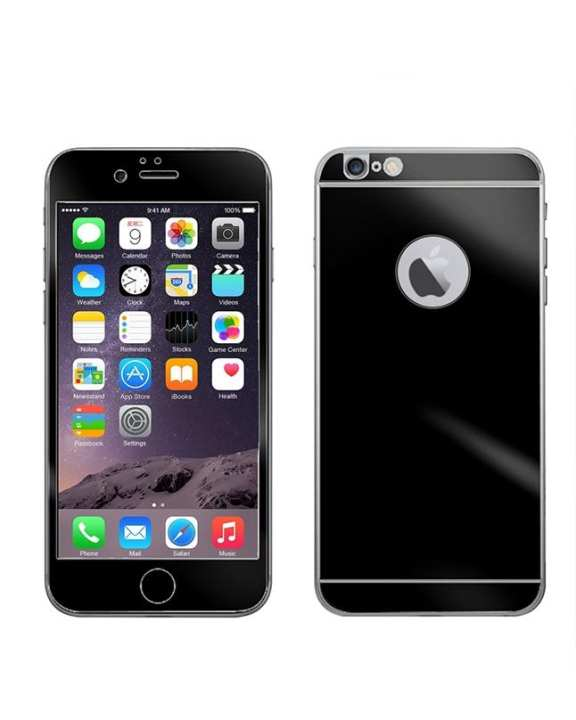 iPhone 5 Front Back Glass  - Black