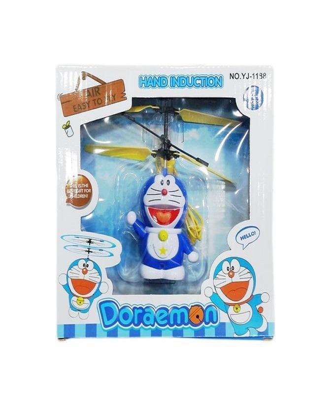Doremon Flying Toy - Blue