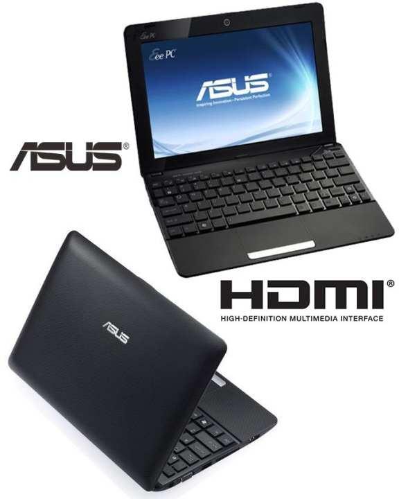 """1011Cx Atom Laptop - 10.1"""" - Hdmi (Refurbished)"""