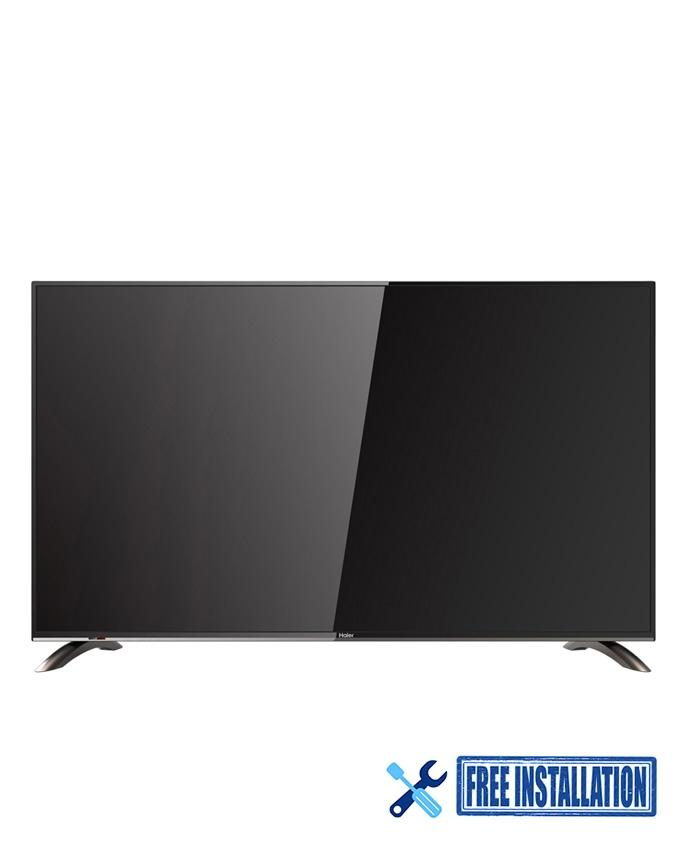 7a59b6f82c7 Haier Full HD LED TV - 40   - Black  Buy Online at Best Prices in ...