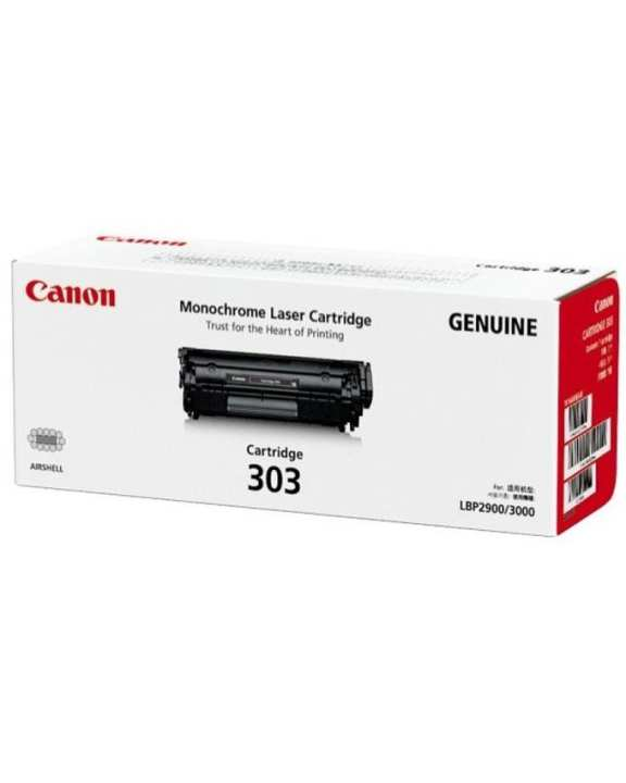 Laser Printer Toner Cartridge 303 - Black