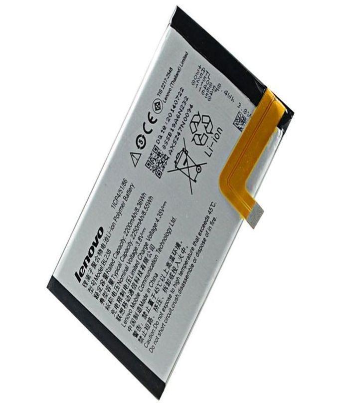 Lenovo BL238 Battery For Lenovo X2PT5 - 2200mAh – Silver