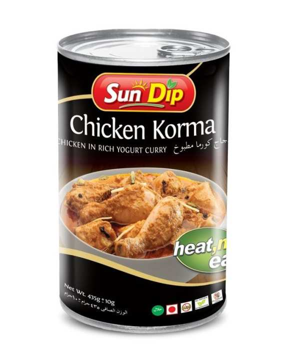 Chicken Korma 435gm