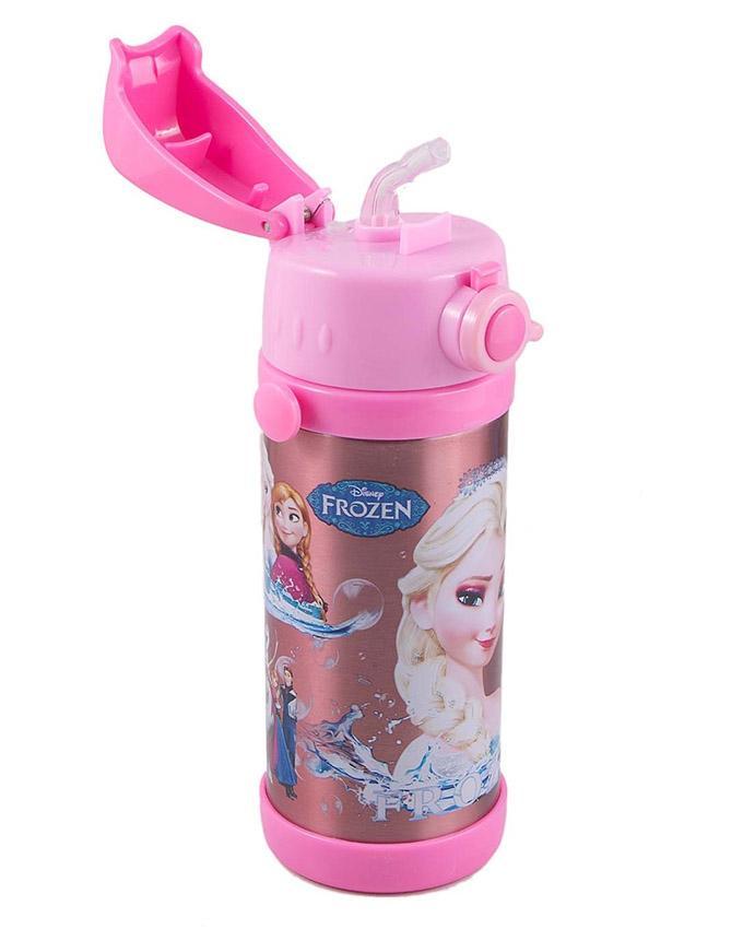 Frozen Pink Flask