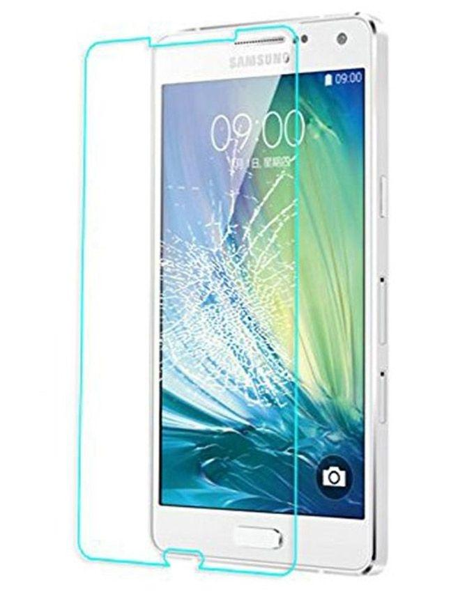 Tempered Glass Protector For Galaxy A3 2016 - Transparent