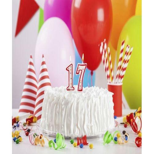 Product Details Of 17th Birthday Decorations Number Candles