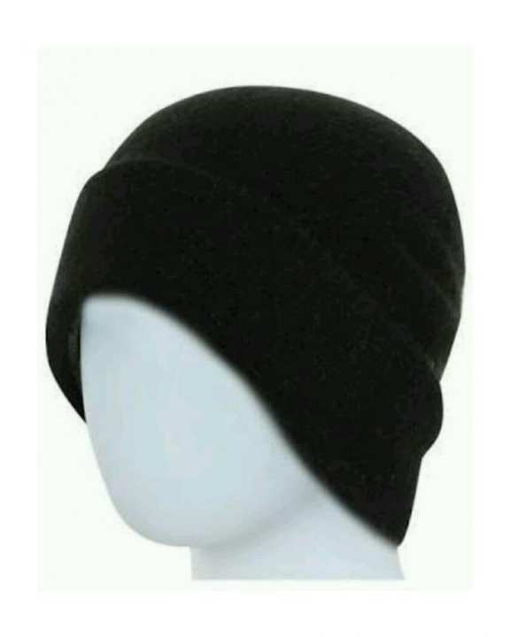 Black Stylish Winter Cap for Men