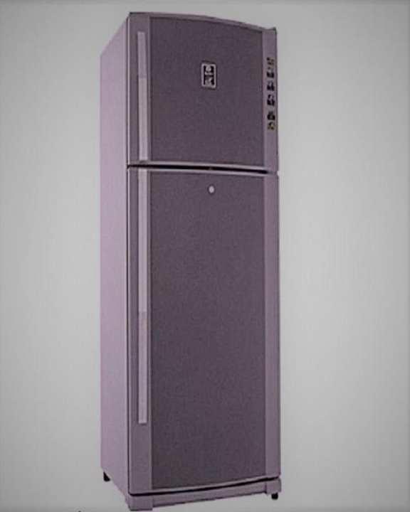 9175 WBM - Monogram Series Top Mount Refrigerator - 350 Litre - Grey