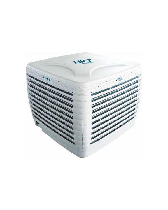 HKT Super Cool Desert Evaporative Air Cooler - White