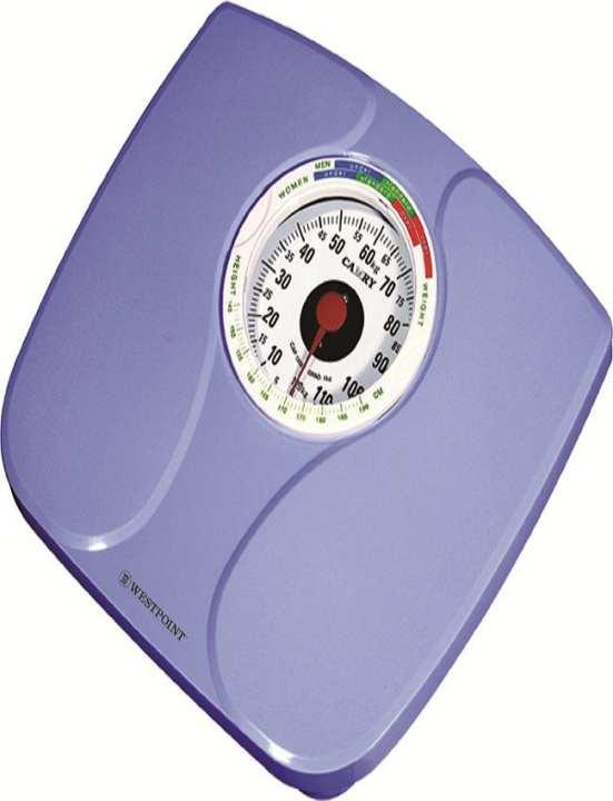 Westpoint WF-9808 - Weight Scale - Blue