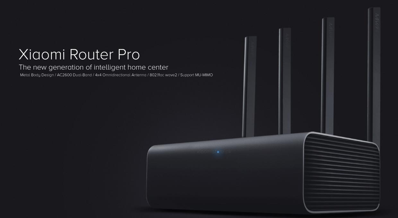 Xiaomi Router Hd