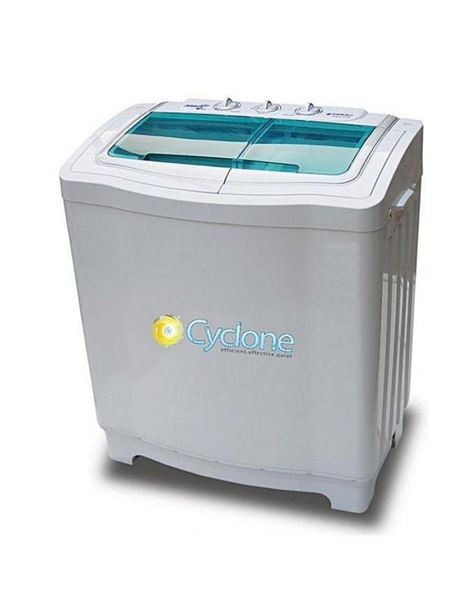 Semi-Automatic Washing Machine - 9 Kg - KWM930SA - White