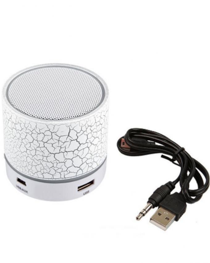 Mini Bluetooth Speaker - White