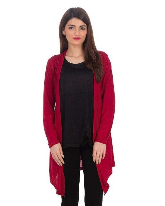 Maroon - Jersey - Shrug for Her - EP_1382