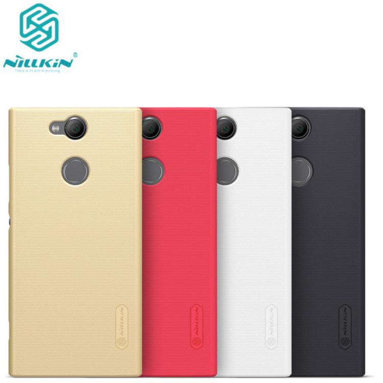 Nillkin super frosted shield case for Sony Xperia L2