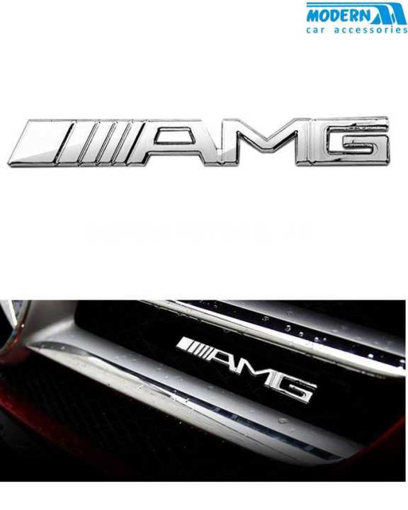 Amg Metal Mono with Steel Bolt