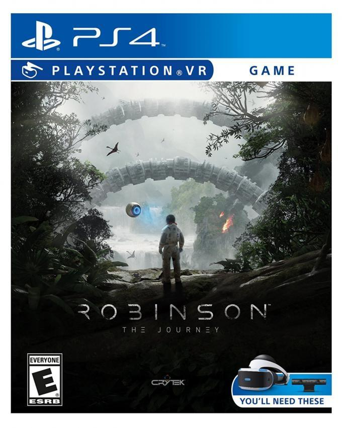 PSVR Robinson: The Journey - PlayStation 4