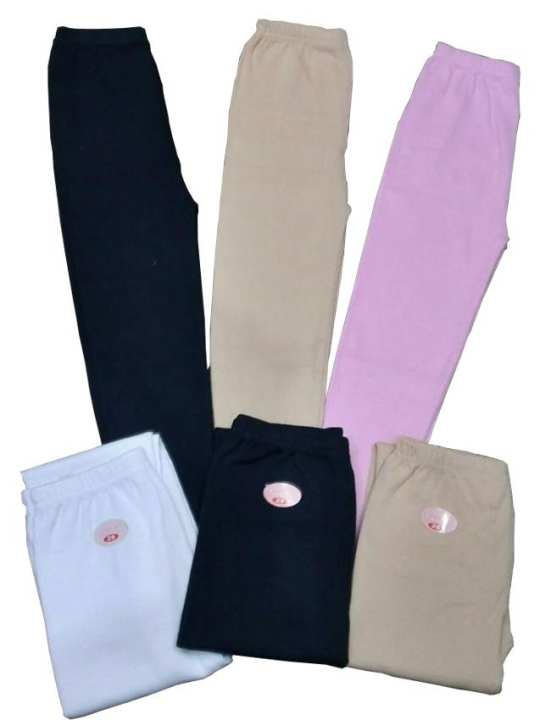 Pack Of 4 Winter Tights-Pink N Pink Export Quality
