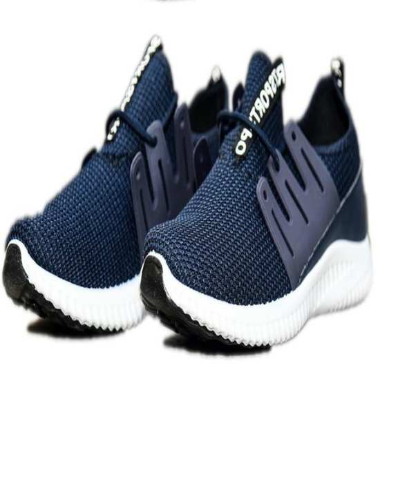 Blue Imported Sport Lace-Ups Casual Shoes For Men
